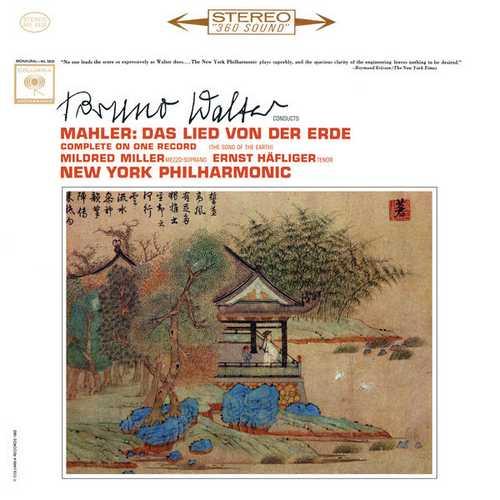 Walter: Mahler - Das Lied von der Erde. Remastered (24/96 FLAC)