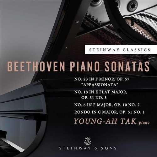 Young-Ah Tak: Beethoven - Piano Sonatas (24/192 FLAC)