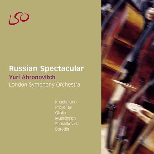 Yuri Ahronovitch - Russian Spectacular (FLAC)