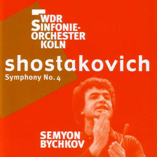 Bychkov: Shostakovich - Symphony no.4 (FLAC)