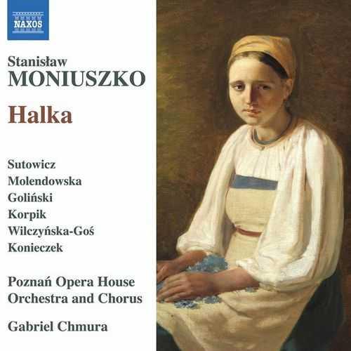 Chmura: Moniuszko - Halka. 1858 Version (24/96 FLAC)