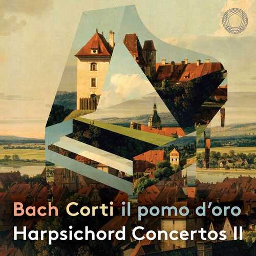 Corti: Bach - Harpsichord Concertos vol.2 (24/192 FLAC)