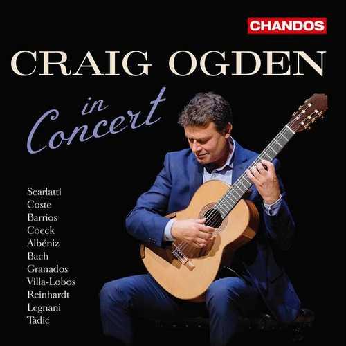 Craig Ogden in Concert (24/96 FLAC)