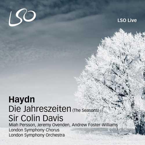 Davis: Haydn - The Seasons (24/96 FLAC)