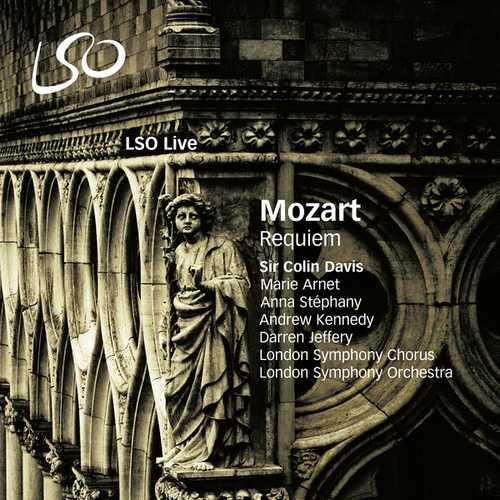 Davis: Mozart - Requiem (24/96 FLAC)