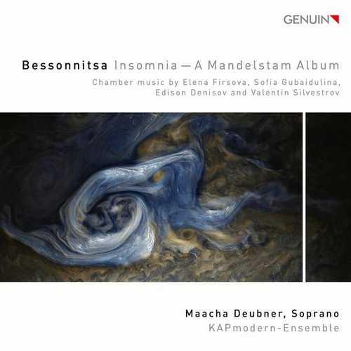 Maacha Deubner, KAPmodern-Ensemble: Bessonnitsa Insomnia - A Mandelstam Album (24/96 FLAC)