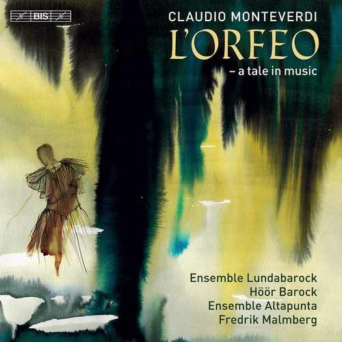 Malmberg: Monteverdi - L'Orfeo SV318 (24/96 FLAC)