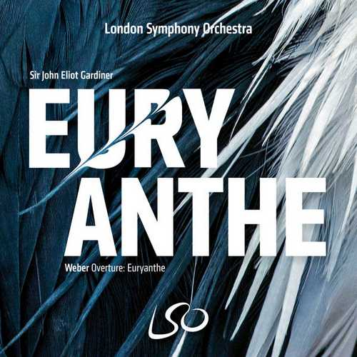 "Gardiner: Weber - Overture ""Euryanthe"" (24/96 FLAC)"