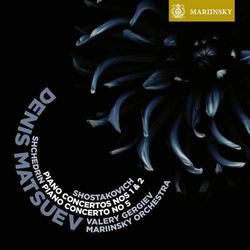 Gergiev: Shostakovich - Piano Concertos no.1 & 2 (24/96 FLAC)