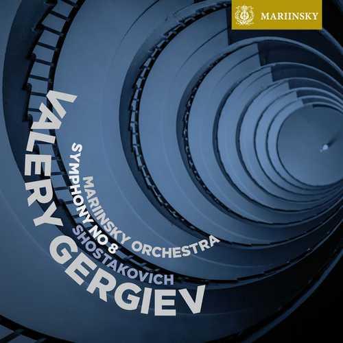 Gergiev: Shostakovich - Symphony no.8 (24/96 FLAC)