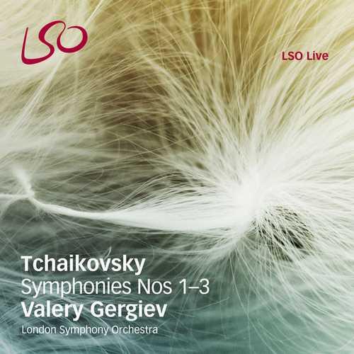 Gergiev: Tchaikovsky - Symphonies no.1-3 (24/96 FLAC)