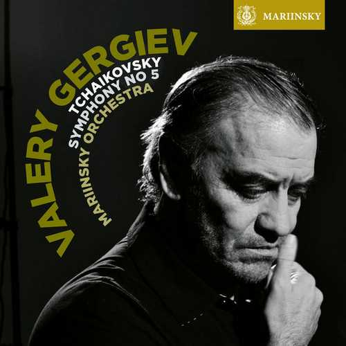 Gergiev: Tchaikovsky - Symphony no.5 (FLAC)