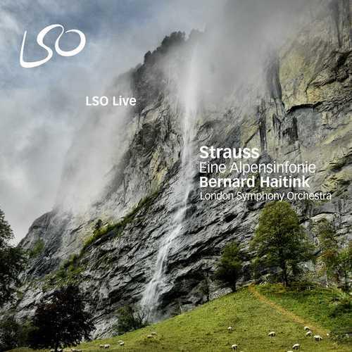 Haitink: Strauss - Eine Alpensinfonie (24/96 FLAC)
