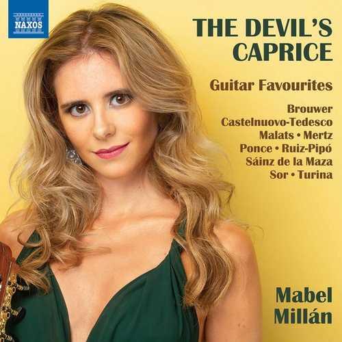 Mabel Millán - The Devil's Caprice (24/96 FLAC)