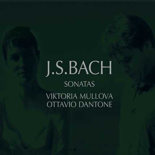 Mullova, Dantone: J.S. Bach - Sonatas (FLAC)