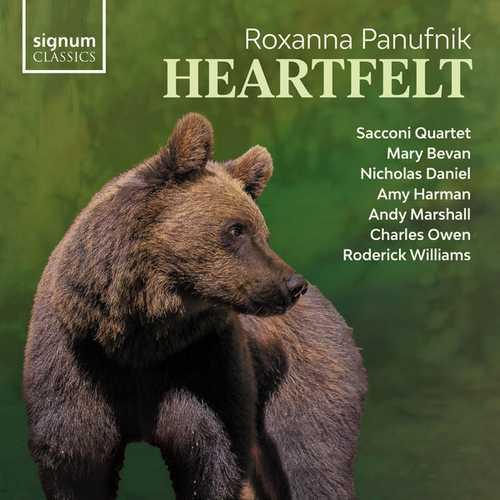 Roxanna Panufnik - Heartfelt (24/96 FLAC)