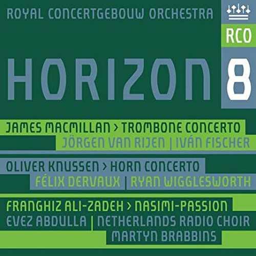 Royal Concertgebouw Orchestra - Horizon 8 (24/96 FLAC)