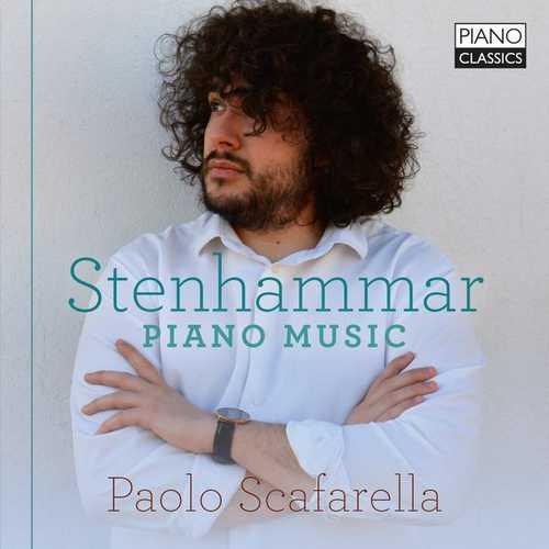 Scafarella: Stenhammar - Piano Music (24/44 FLAC)