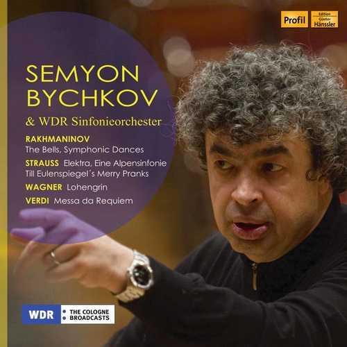 Semyon Bychkov & WDR Sinfonieorchester (FLAC)