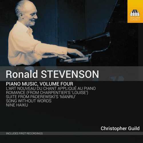 Stevenson - Piano Music vol.4 (24/96 FLAC)