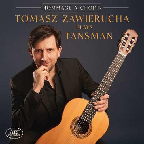 Tomasz Zawierucha plays Tansman (24/48 FLAC)