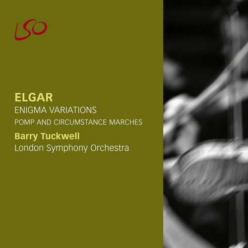 Tuckwell: Elgar - Enigma Variations, Pomp and Circumstance Marches (FLAC)