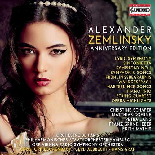 Alexander von Zemlinsky - Anniversary Edition (FLAC)