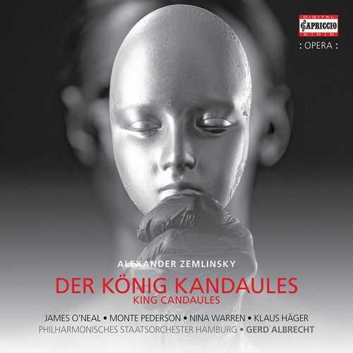 Albrecht: Zemlinsky - Der König Kandaules (FLAC)