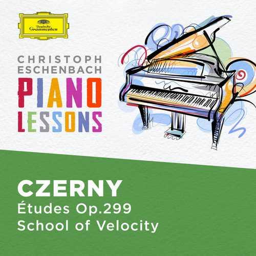 Christoph Eschenbach: Piano Lessons. Czerny - Etudes op.299 School of Velocity (FLAC)