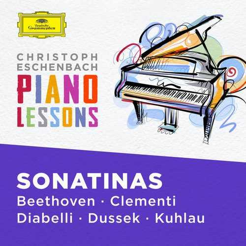 Christoph Eschenbach: Piano Lessons. Beethoven, Clementi, Diabelli, Dussek, Kuhlau (FLAC)