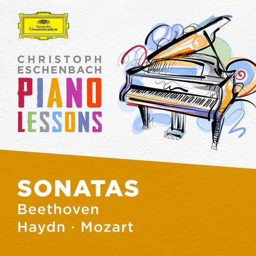 Christoph Eschenbach: Piano Lessons. Beethoven, Haydn, Mozart (FLAC)