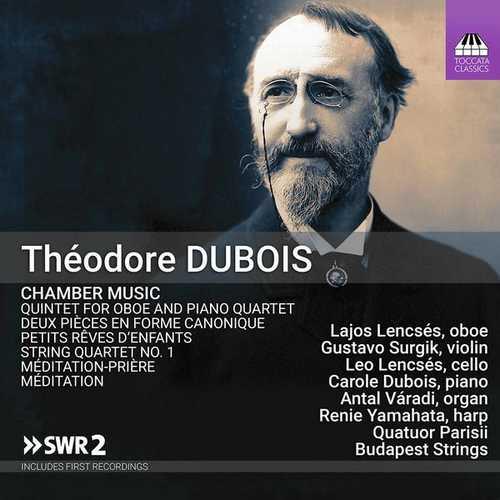 Dubois: Chamber Music (FLAC)
