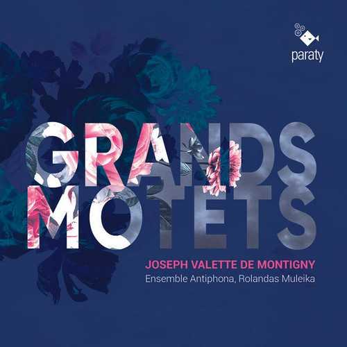 Ensemble Antiphona: Montigny - Grands Motets (24/88 FLAC)