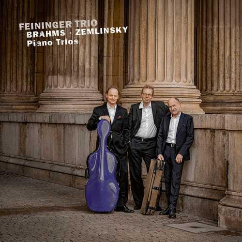 Feininger Trio: Brahms, Zemlinsky - Piano Trios (24/48 FLAC)