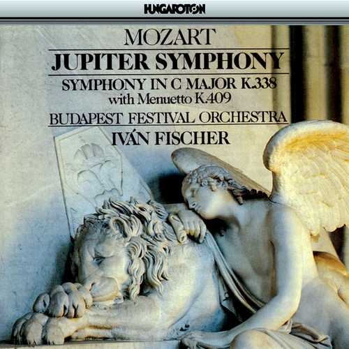 Fischer: Mozart - Jupiter Symphony, Symphony in C Major K338, Menuetto 409 (FLAC)
