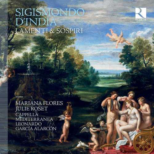 Flores, Roset, Alarcón: Sigismondo d'India - Lamenti & Sospiri (24/96 FLAC)