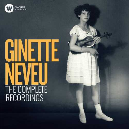 Ginette Neveu - The Complete Recordings (24/96 FLAC)