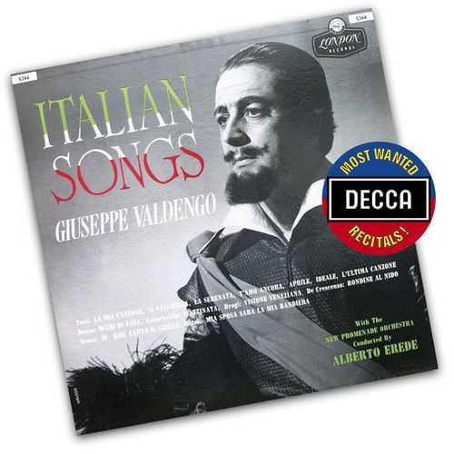 Giuseppe Valdengo - Italian Songs (FLAC)