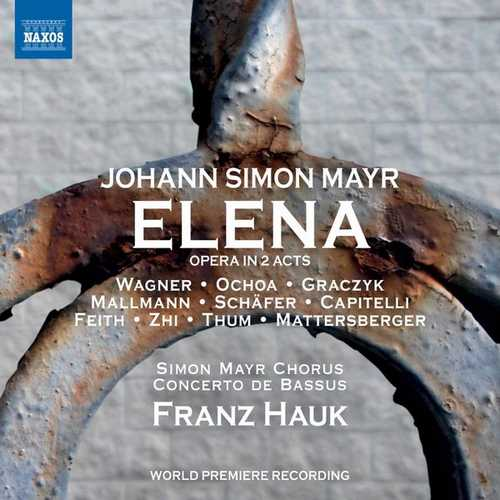 Hauk: Mayr - Elena (24/96 FLAC)