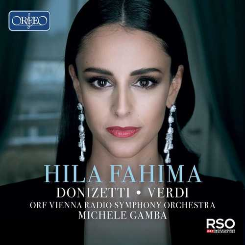 Hila Fahima: Donizetti, Verdi (24/96 FLAC)