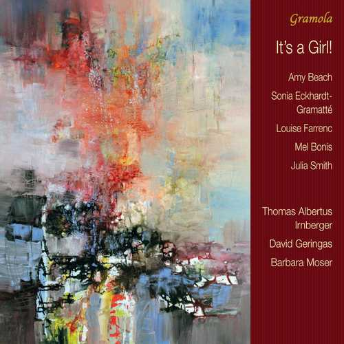 Irnberger, Geringas, Moser: It's a Girl! (24/192 FLAC)