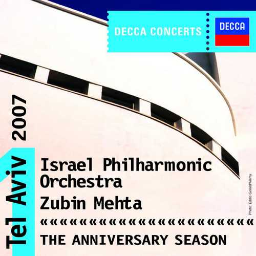Israel Philharmonic Orchestra - The Anniversary Season (FLAC)