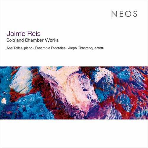 Jaime Reis - Solo and Chamber Works (24/44 FLAC)