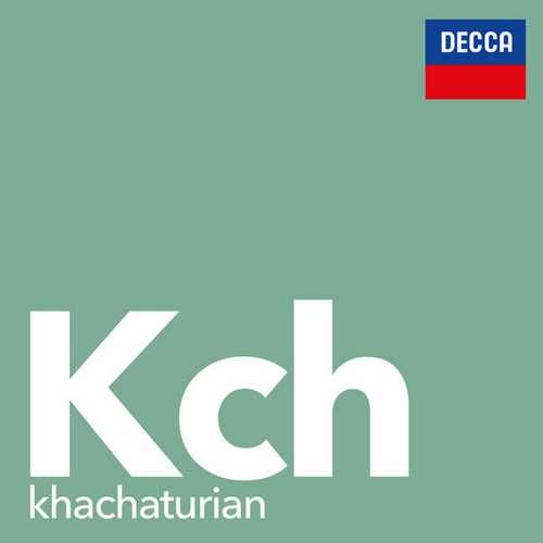 Kch. Khachaturian (FLAC)