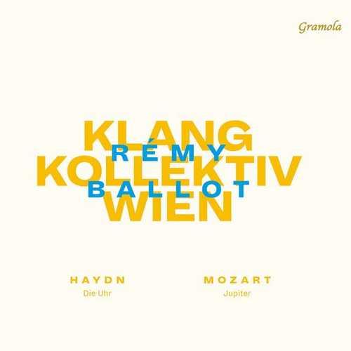Klangkollektiv Wien: Haydn - Die Uhr, Mozart - Jupiter (24/96 FLAC)
