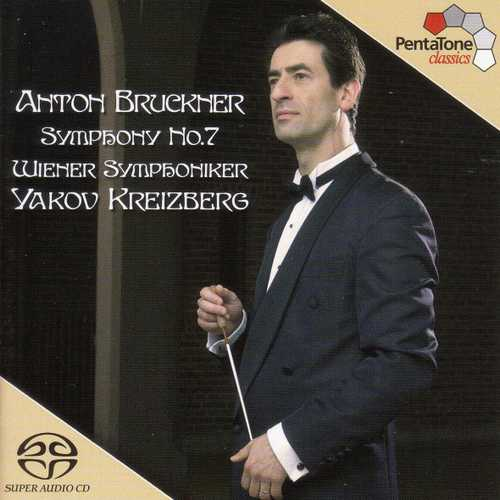 Kreizberg: Bruckner - Symphony no.7 in E Major (24/96 FLAC)