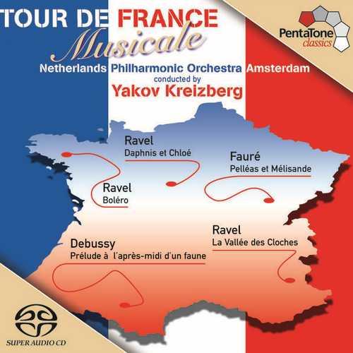 Kreizberg: Tour de France Musicale (24/96 FLAC)