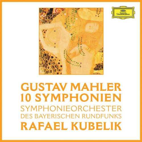 Kubelik: Mahler - 10 Symphonies (24/96 FLAC)