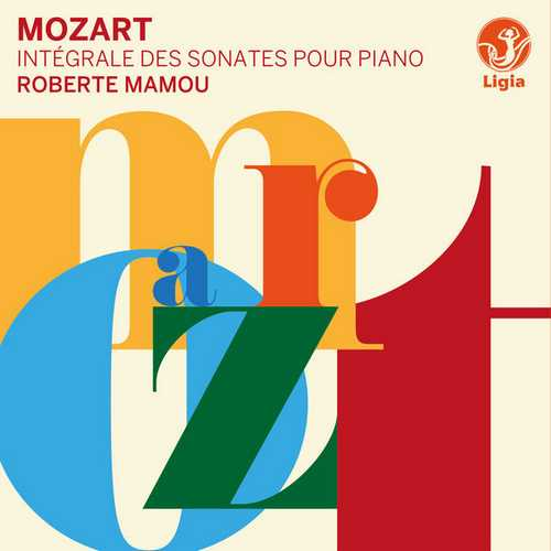 Mamou: Mozart - The Complete Piano Sonatas (FLAC)