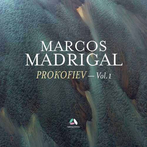 Marcos Madrigal - Prokofiev vol.1 (24/96 FLAC)